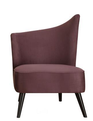 Purple Chair View