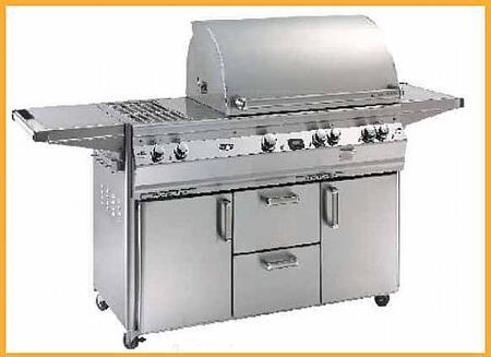 FireMagic E790S2E1N71W Freestanding Natural Gas Grill
