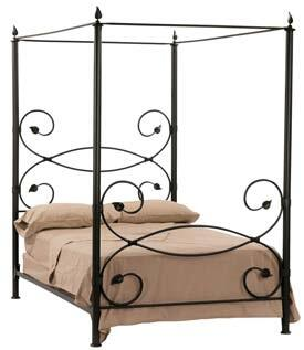 Stone County Ironworks 900702  Full Size Canopy Complete Bed