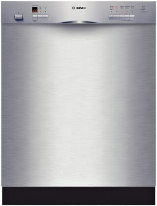 Bosch SHE55M15UC Evolution 500 Series Built-In Full Console Dishwasher