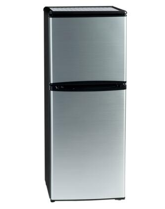 Orien FSCD400IM  Refrigerator with 4.0 cu. ft. Capacity in Stainless Steel