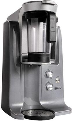 Bunn-O-Matic 43300000x Trifecta MB With Exclusive Air Infusion Technology, Commercial-Inspired Design, Fine Gauge Metal Filter, in Silver