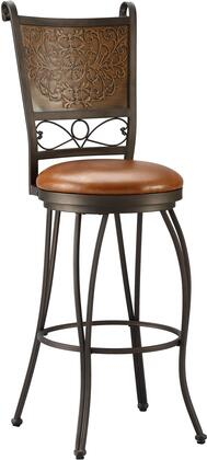 Powell 222847 Miscellaneous Bars & Game Room Series PVC Upholstered Bar Stool