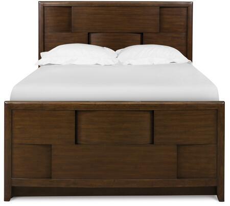 Magnussen Y187664K2 Twilight Series Childrens Full Size Panel Bed