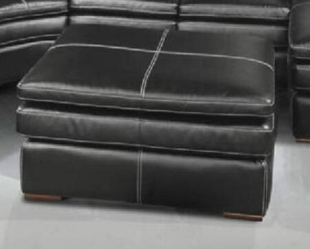 Novo Home 6342OT myPad Series Modern Leather Ottoman