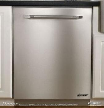 Dacor EDWH24S Renaissance Series Built-In Fully Integrated Dishwasher with in Stainless Steel