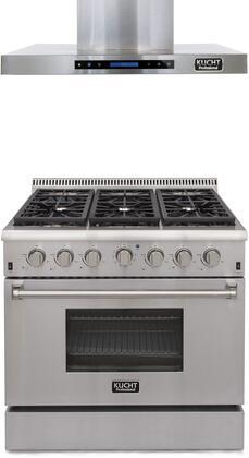 Kucht 721845 Kitchen Appliance Packages