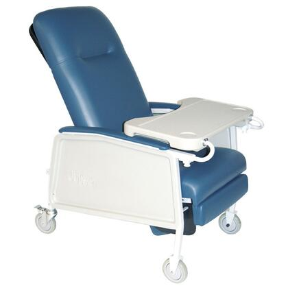 Drive Medical D574EW-X 3 Position Heavy Duty Bariatric Geri Chair Extra Wide Recliner: X