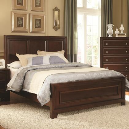 Coaster 202191Q Nortin Series  Queen Size Panel Bed