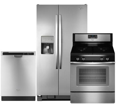 Whirlpool 474295 Kitchen Appliance Packages