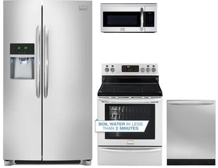 Frigidaire 771198 Kitchen Appliance Packages
