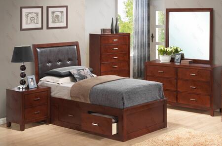 Glory Furniture G1200BTSBDMN G1200 Bedroom Sets