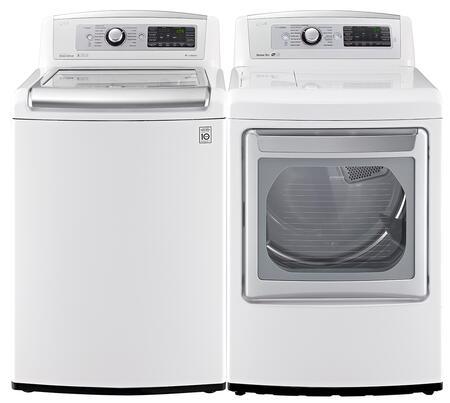 LG 391433 TurboWash Washer and Dryer Combos