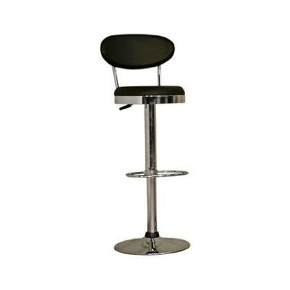 Fine Mod Imports FMI2210BLACK Beer Series Commercial/Residential Bar Stool