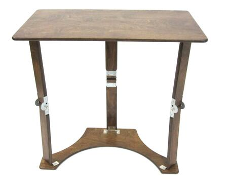 Spiderlegs LD1527-X Hand Crafted Wooden Folding Laptop Desk/Tray Table in