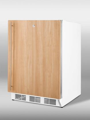 Summit VT65ML7IFADA  Freezer with 3.5 cu. ft. Capacity