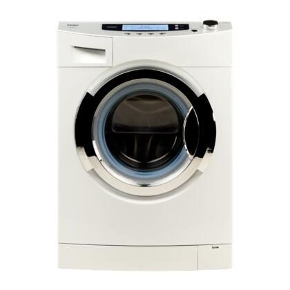 """Haier HWD1600BW 23.44"""" Washer/Dryer Combo"""