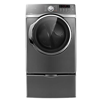 Samsung Appliance DV405GTPASP  Gas Dryer, in Stainless Steel