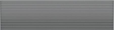 """Sub-Zero 70035 36"""" Framed Classic Louvered Grille for XX"""" Finished Height"""