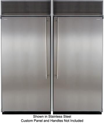 Marvel 707938 Side-By-Side Refrigerators