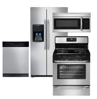 Frigidaire FRIGIDAIREKITCHENKIT7 Kitchen Appliance Packages
