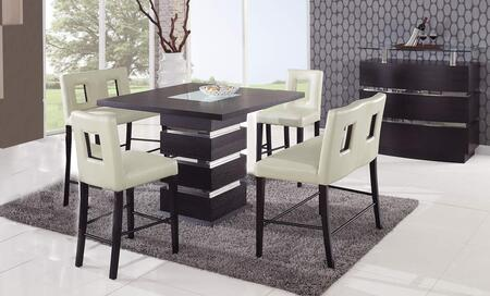 Global Furniture USA G0725pcBGE Global Furniture USA Dining