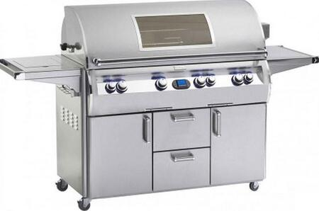 FireMagic E1060S2L1P62W Freestanding Grill, in Stainless Steel