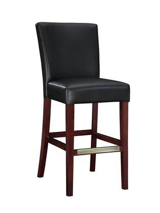 Powell 273847 Miscellaneous Bars & Game Room Series Residential Bonded Leather Upholstered Bar Stool