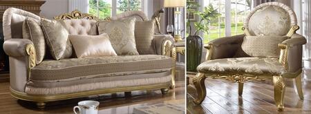 Meridian 658SC Valencia Living Room Sets