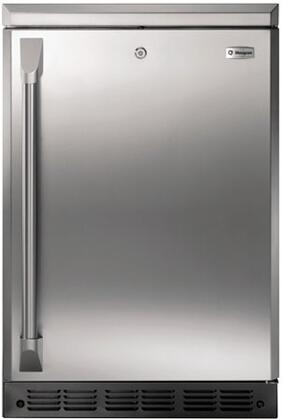GE Monogram ZDOD240PLSS Monogram Series Compact Refrigerator with 5.4 cu. ft. Capacity in Stainless Steel