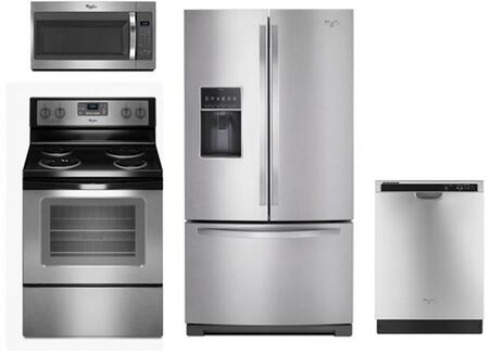 Whirlpool 730355 Kitchen Appliance Packages