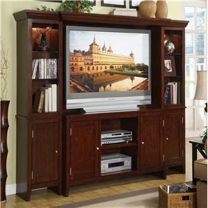 Legends Furniture ZPN1300PACKAGE Napa TV Stands