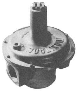 1 25 Pressure Regulator