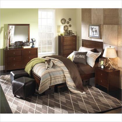 Powell 203046M8 Queen Bedroom Sets
