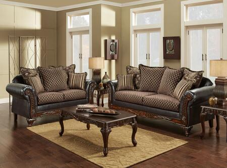 Chelsea Home Furniture 726350SL Amelia Living Room Sets