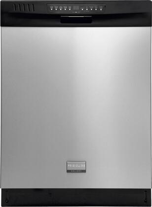 Frigidaire FGHD2455LF N/A Gallery Series Built-In Full Console Dishwasher