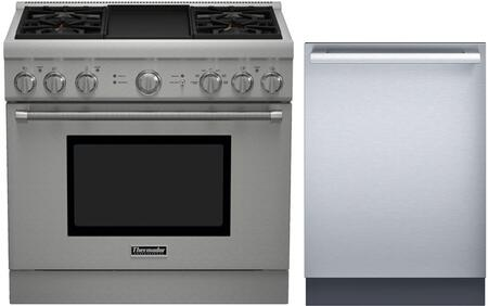 Thermador 716449 PRO Harmony Kitchen Appliance Packages