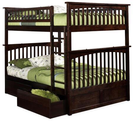 Atlantic Furniture AB55514  Bunk Bed