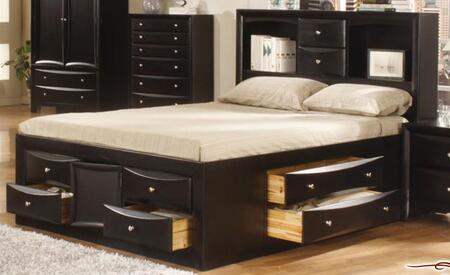 Meridian OMEGAQ Omega Series  Storage Bed