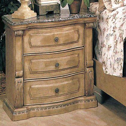 Yuan Tai 5973N Sedona Series  Wood Night Stand