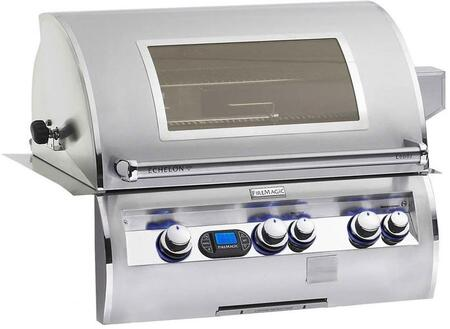 "FireMagic E660I4E1NW 33"" Built-In Grill, in stainless steel"