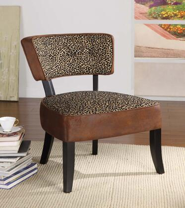Armen Living LC2008CLLEWR Ashbury Series  in Leopard