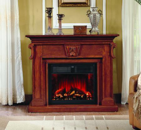 Lanza WF6491  Fireplace