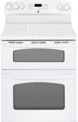 GE JB870TTWW  Electric Freestanding