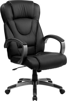 "Flash Furniture BT9069BKGG 25.5"" Contemporary Office Chair"