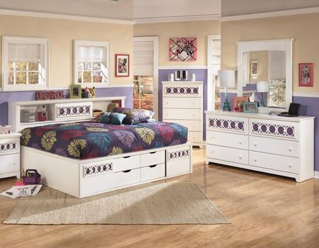 Milo Italia BR205FBSBDM Mendoza Full Bedroom Sets