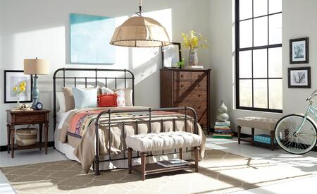 Broyhill 4800QMBNC2UB Cranford Queen Bedroom Sets