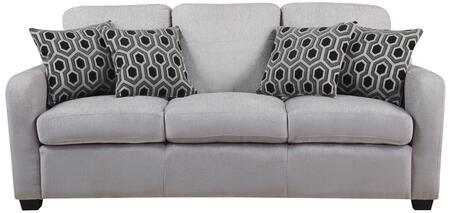 Coaster 504031 Charlotte Series Stationary Fabric Sofa