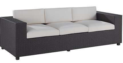 Global Furniture USA S909S  Patio Sofa