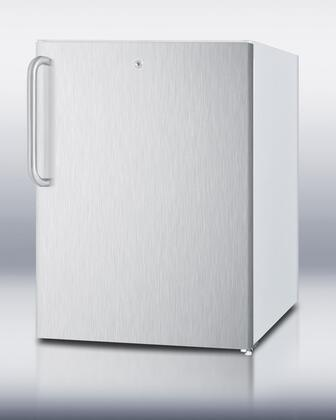 Summit FSM50LESSSTBADA  Freezer with 4.4 cu. ft. Capacity in White